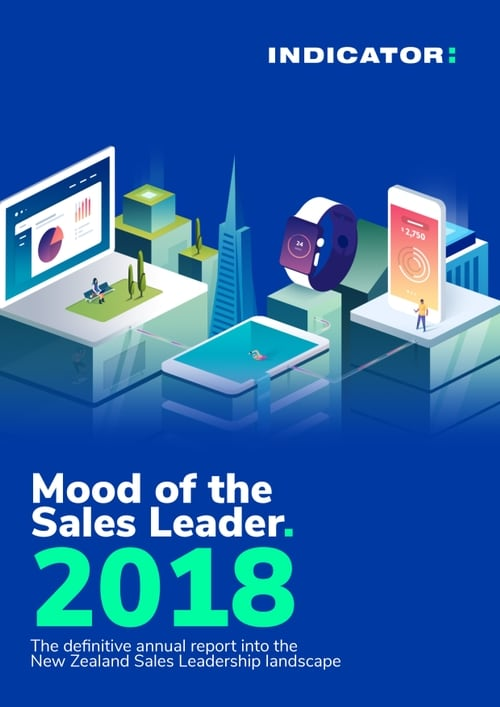 Mood of the sales leader 2018