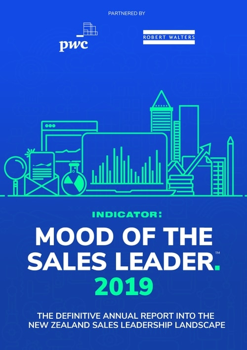 Mood of the sales leader 2019