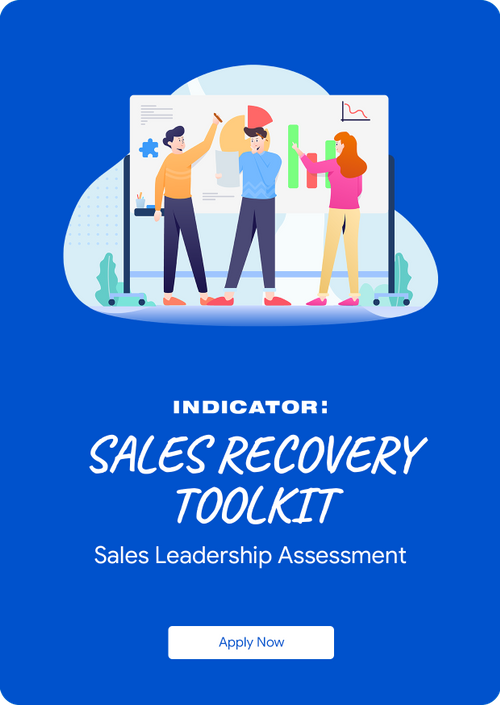 Sales Recovery Toolkit
