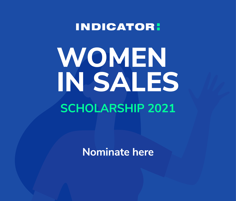 Women In Sales Scholarship